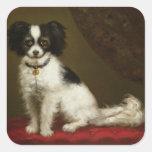 Portrait of a Spaniel Sticker