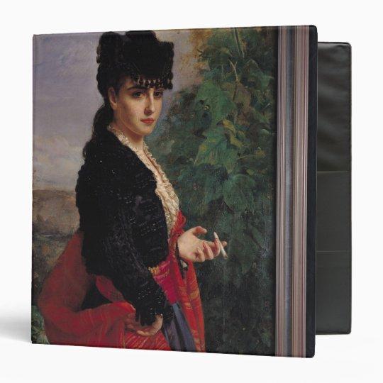 Portrait of a Spanish Woman Binder