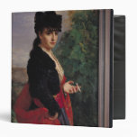 Portrait of a Spanish Woman Binders