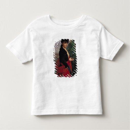 Portrait of a Spanish Woman Tee Shirt