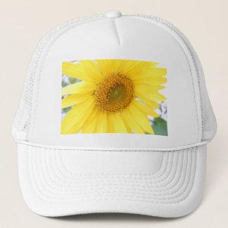 Portrait of a Sunflower Trucker Hat