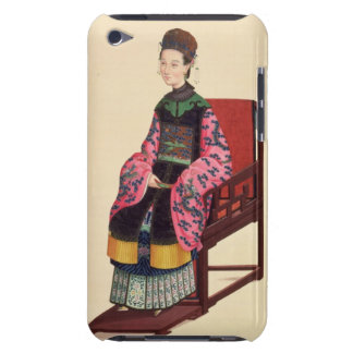 Portrait of a Tartar Woman (w/c) iPod Case-Mate Cases