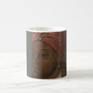 Portrait of a Wealthy African Coffee Mug