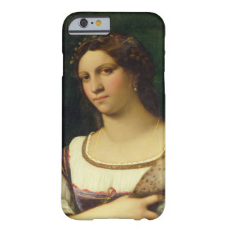 Portrait of a Woman, 1512 (oil on canvas) Barely There iPhone 6 Case