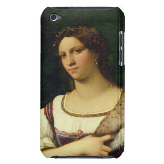 Portrait of a Woman, 1512 (oil on canvas) iPod Touch Cover