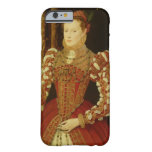 Portrait of a Woman, 1567 (oil on panel) iPhone 6 Case