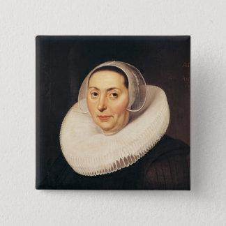 Portrait of a Woman, 1665 Button