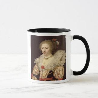 Portrait of a Woman 2 Mug