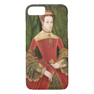 Portrait of a Woman, aged 16, previously identifie iPhone 7 Case
