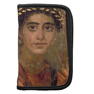 Portrait of a Woman, from Fayum, Romano-Egyptian, Organizers
