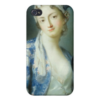 Portrait of a Woman iPhone 4 Cover