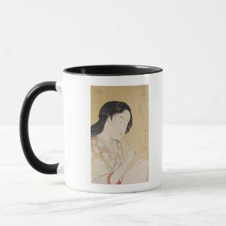 Portrait of a Woman Mug