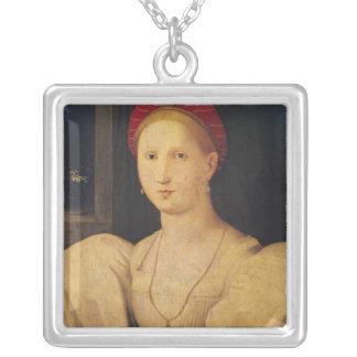 Portrait of a Woman Custom Jewelry
