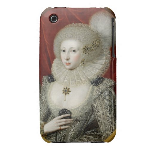 Portrait of a woman, possibly Frances Cotton, Lady iPhone 3 Cover