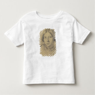 Portrait of a woman, possibly George Sand (1804-76 Toddler T-shirt