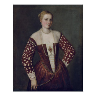 Portrait of a Woman Poster