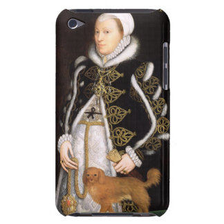 Portrait of a Woman, probably Catherine Carey, Lad iPod Touch Case
