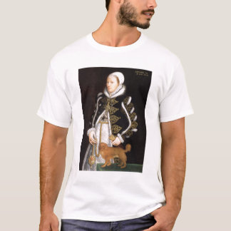 Portrait of a Woman, probably Catherine Carey, Lad T-Shirt