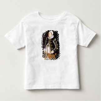 Portrait of a Woman, probably Catherine Carey, Lad Toddler T-shirt