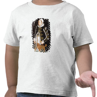 Portrait of a Woman, probably Catherine Carey, Lad Tshirt
