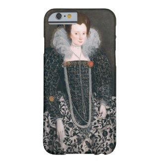 Portrait of a Woman, traditionally identified as M Barely There iPhone 6 Case
