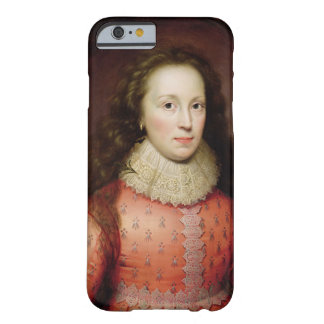 Portrait of a Woman, traditionally identified as t Barely There iPhone 6 Case