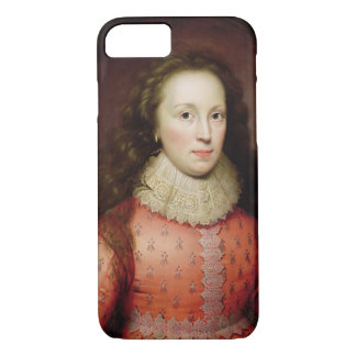Portrait of a Woman, traditionally identified as t iPhone 7 Case