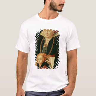 Portrait of a Woman with her Daughter T-Shirt