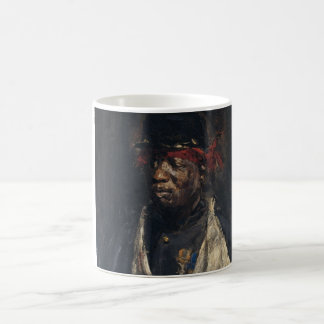 Portrait of a Wounded Soldier Coffee Mug