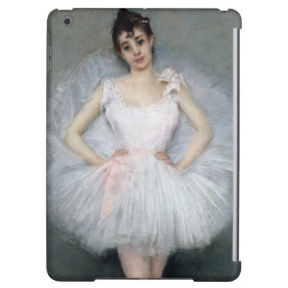Portrait of a Young Ballerina iPad Air Case