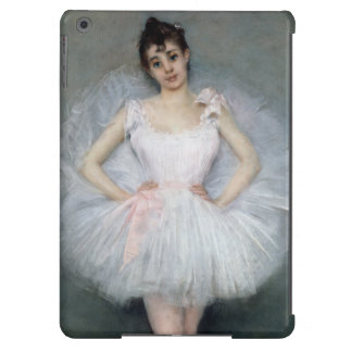 Portrait of a Young Ballerina iPad Air Cases