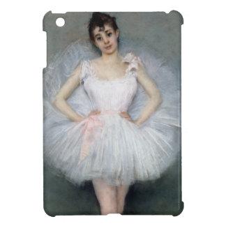 Portrait of a Young Ballerina iPad Mini Cover