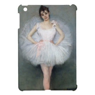 Portrait of a Young Ballerina iPad Mini Covers
