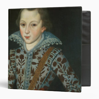 Portrait of a Young Boy, Aged Five Binder