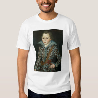 Portrait of a Young Boy, Aged Five T-shirt