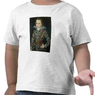 Portrait of a Young Boy, Aged Five T Shirts