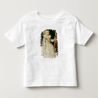 Portrait of a Young Boy Toddler T-shirt
