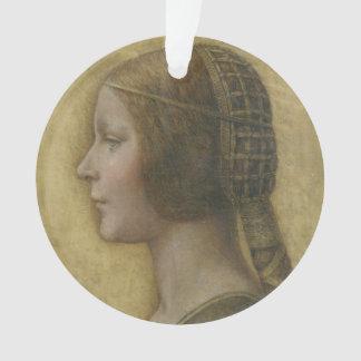 Portrait of a Young Fiancee by Leonardo da Vinci