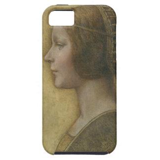 Portrait of a Young Fiancee by Leonardo da Vinci iPhone 5 Cases