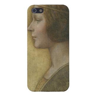 Portrait of a Young Fiancee by Leonardo da Vinci iPhone 5/5S Cover