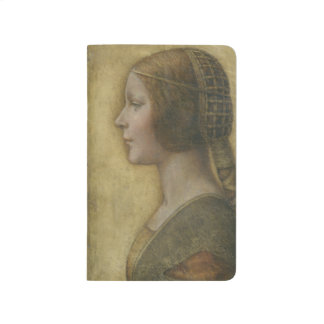 Portrait of a Young Fiancee by Leonardo da Vinci Journal
