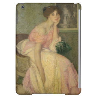 Portrait of a Young Girl, 1906 iPad Air Covers