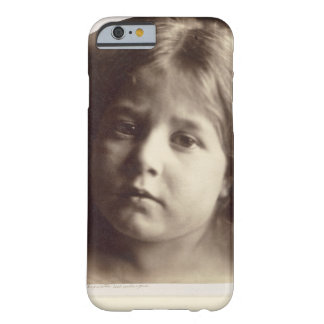 Portrait of a Young Girl (albumen from a col Barely There iPhone 6 Case