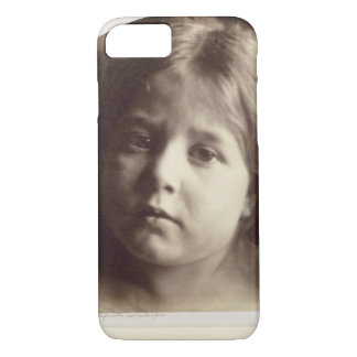 Portrait of a Young Girl (albumen from a col iPhone 7 Case