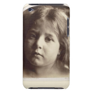 Portrait of a Young Girl (albumen print from a col iPod Touch Case