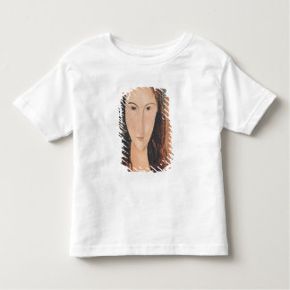 Portrait of a Young Girl Tshirts