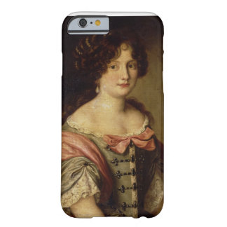 Portrait of a young lady barely there iPhone 6 case