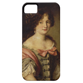 Portrait of a young lady iPhone SE/5/5s case