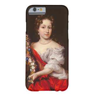 Portrait of a Young Lady (oil on canvas) Barely There iPhone 6 Case