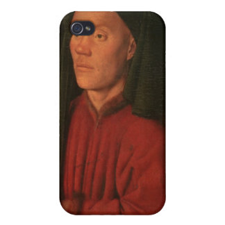 Portrait of a Young Man, 1432 Case For iPhone 4